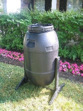 COM-55 Tumbling Composter